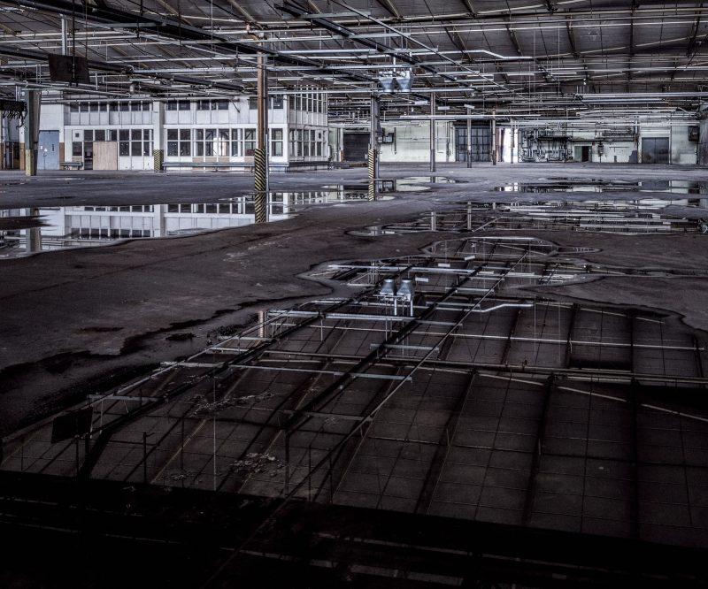 Die vergessene Fabrik
