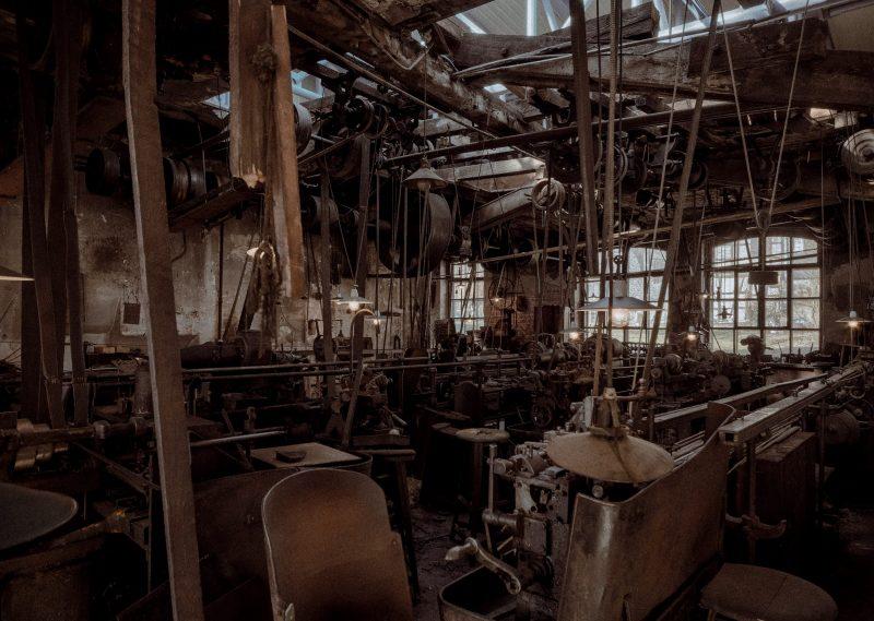 Die alte Schraubenfabrik