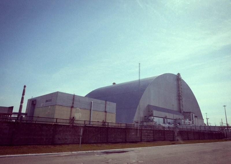 Sperrzone von Tschernobyl