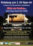2. HDAV-Open-Air in Bad Staffelstein am 07.09.2012