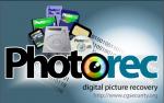 Speicherkarte defekt, und nun? - PhotoRec ist dein Freund